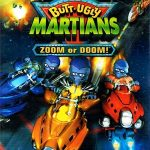 Butt Ugly Martians Zoom or Doom PS2 ISO