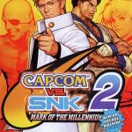 Capcom Vs SNK 2 Mark of The Millenium PS2 ISO