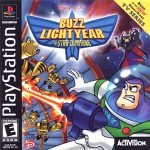 Buzz Lightyear of Star Command PS1 ISO