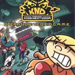 Codename Kids Next Door Operation Video G.a.m.e PS2 ISO