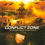 Conflict Zone Modern War Strategy PS2 ISO