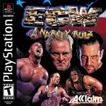 ECW Anarchy Rulz PS1 ISO