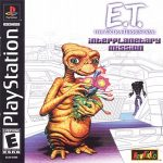 E.T The Extra Terrestrial Interplanetary Mission PS1 ISO