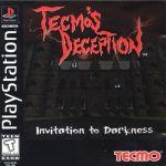 Tecmo's Deception Invitation to Darkness PS1 ISO