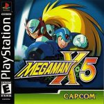 Mega Man X5 PS1 ISO
