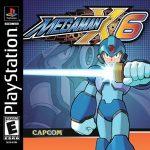 Mega Man X6 PS1 ISO