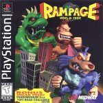 Rampage World Tour PS1 ISO