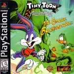 Tiny Toon Adventures The Great Beanstalk PS1 ISO
