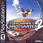 Tony Hawk's Pro Skater 2 PS1 ISO