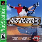 Tony Hawk's Pro Skater 3 PS1 ISO