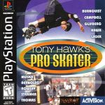 Tony Hawk's Pro Skater PS1 ISO