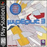 WipEout 3 PS1 ISO
