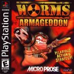 Worms Armageddon PS1 ISO