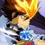 Katekyoo Hitman Reborn! Battle Arena PSP ISO