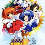 Kaitou Tenshi Twin Angel – Toki to Sekai no Meikyuu PSP ISO