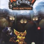 Ratchet  Clank – Size Matters PSP ISO